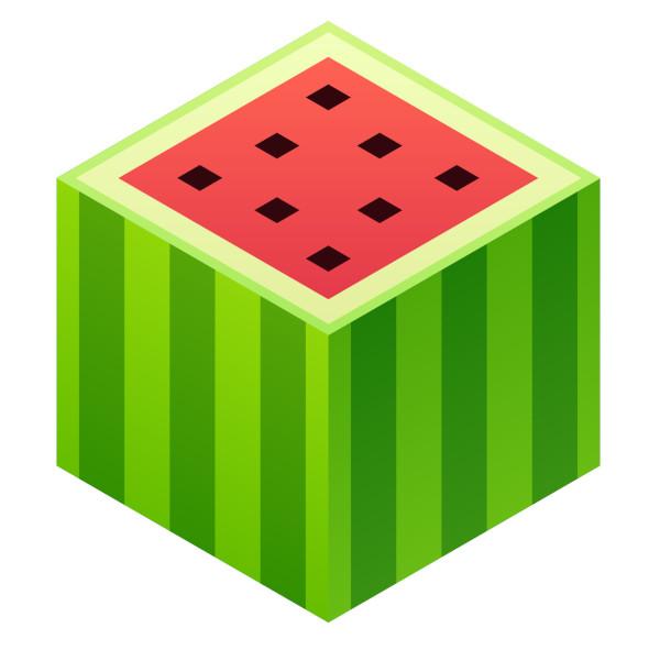 pastèques carrées2_curiokids