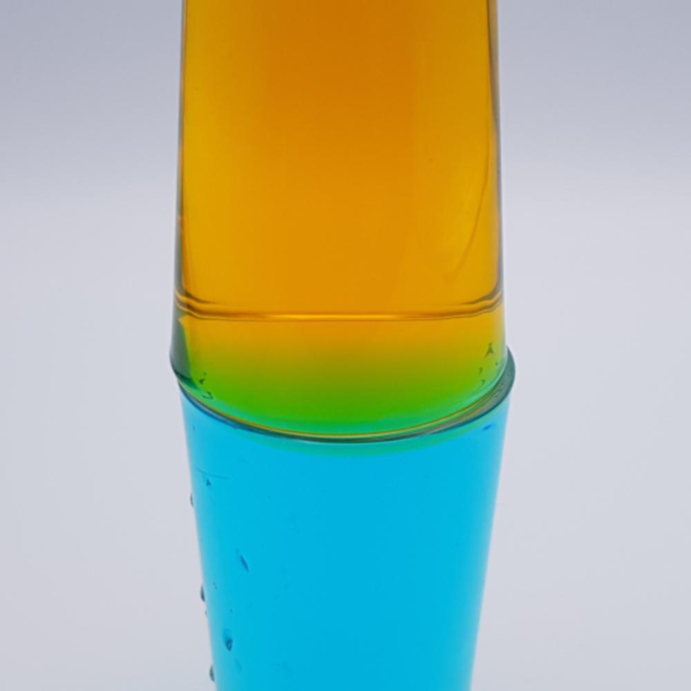 densité eau chaude et eau froide immiscible