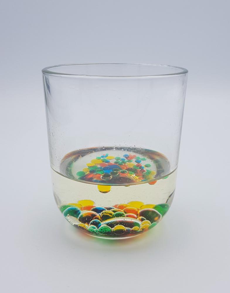 multicolored drops for multicolored rain