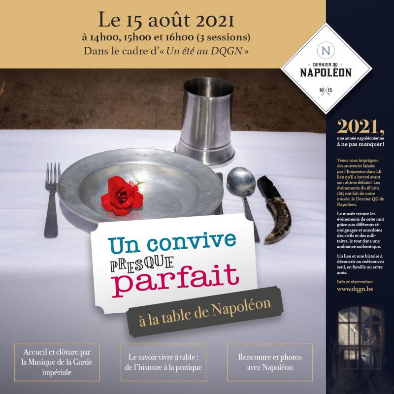 cnvie table Napoléon bannière