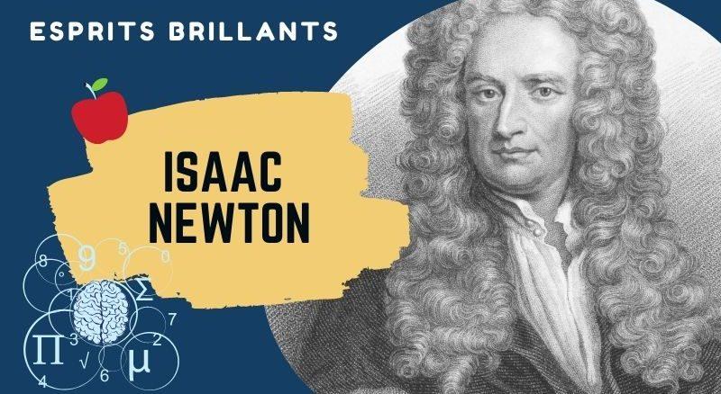 isaac newton-loi de la gravitation