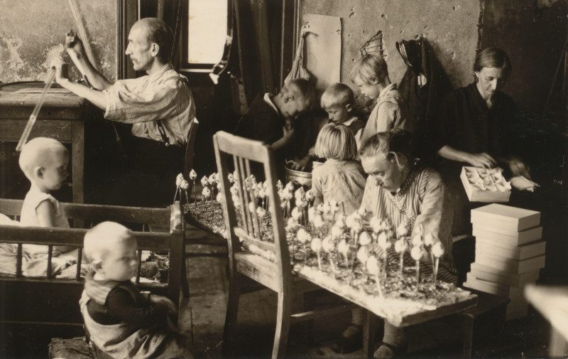 4_Werkstatt Weschenfelder um 1925_Curiokids
